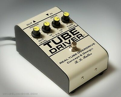 NEW! TUBE DRIVER $50 OFF -$249 Don't buy used! *NEW YEARS! *HANDMADE/BK BUTLER