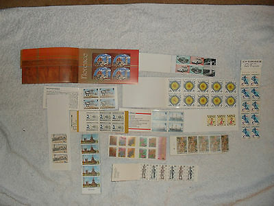 Booklet Mixed Lot 1