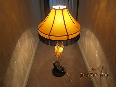 A Christmas Story Full Size 40-Inch Leg Lamp Prop Replica New Item