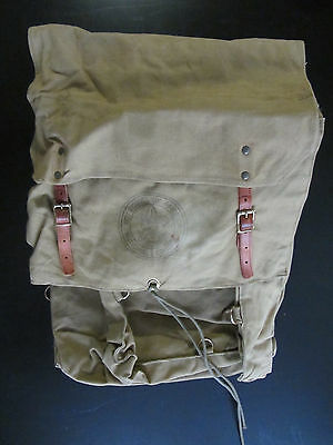 Vintage BSA Boy Scouts of America #574 Yucca Pack Canvas Backpack -MINTY!!!