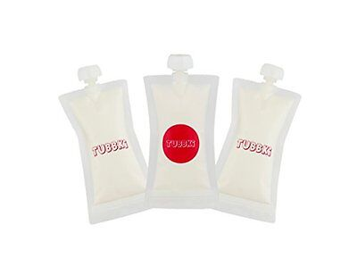 Reusable Baby Food Pouch - Tubbki - 3pack - Refillable Squeeze Pouches - New