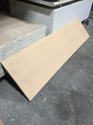 Cut To Size. Large Offcut. 25mm MDF. 2440 x 608mm.