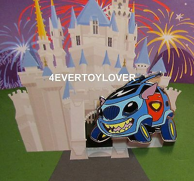 Disney Pin Trading STITCH CARS  Pins Authentic NEW