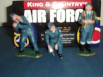 King And Country Raf 08 Ground Crew.