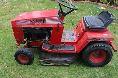 Rover Rancher Ride on Mower - ROSEBUD, Vic  Pick up only