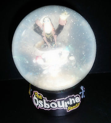 The Osbourne Family Snow Globe by Fun4All