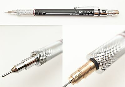 TAKEDA Precision Mechanical Pencil 0.5mm for Architectural drawing New Japan