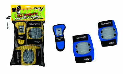 Sport1 set protezioni all sport Pattini e roller