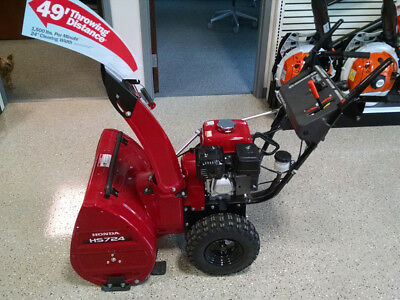 2013 Honda HS724K1WA Snowblowers