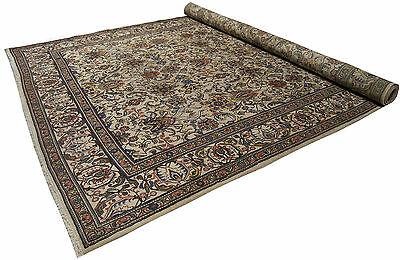 383x300 CM Tappeto Carpet Tapis Teppich Alfombra Rug (Hand Made)