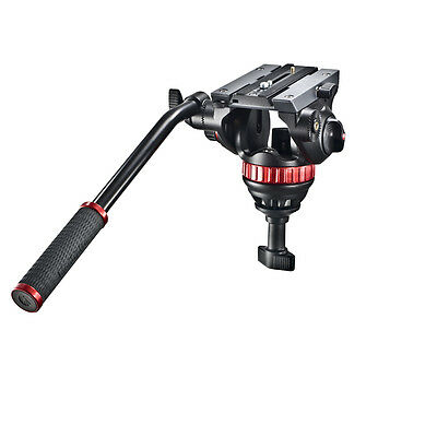Manfrotto MVH502A PRO VIDEO HEAD 75MM -M SIZE, No Fees, EU seller, NEW