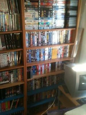 250x VHS job lot - (£1 each plus P&P, or all 250 for £190)