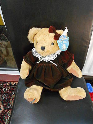 Traditional Bear Collection,bear  (12 Inches Sitting)