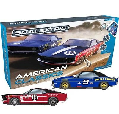 C1362 Scalextric ARC ONE American Classics Car ,Use with Phone or Tablet