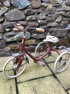 Vintage / Retro (not Raleigh chopper) Child's Tricycle - Tiger Sunbeam