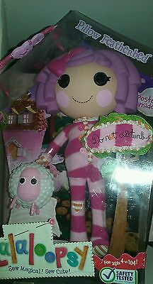 poupee Lalaloopsy Pillow Featherbed