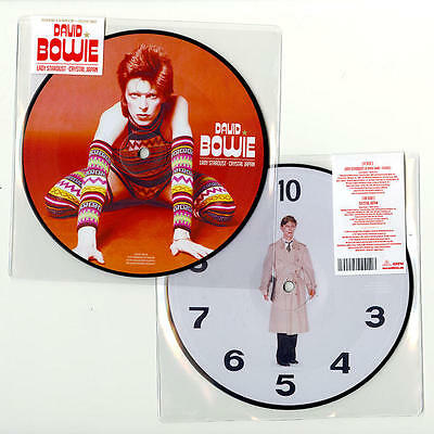DAVID BOWIE JAPAN ONLY PICTURE 7inch