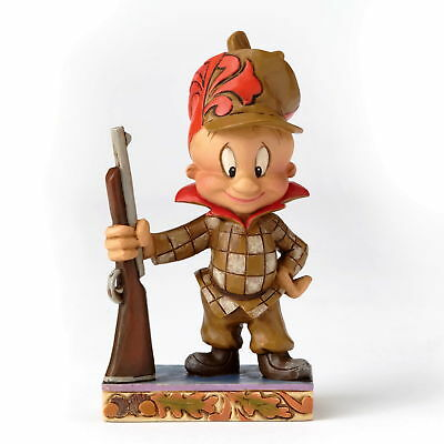 LOONEY TUNES Skulptur by Jim Shore - Happy Hunter - Elmer Fudd - Enesco 4054867