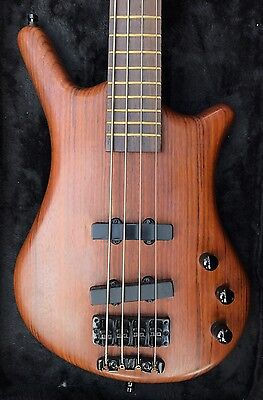 Warwick Thumb 4 string bass guitar - Bolt-on - Germany