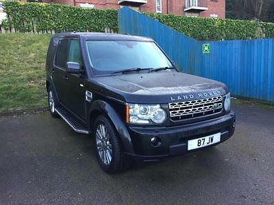2010 Land Rover Discovery 4 3.0 SD V6 HSE 5dr