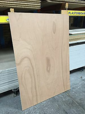 Cut To Size. Large Offcut. 18mm Plywood. 1047x1476