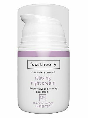 A Anti Aging Night Cream. Hydrating Anti Aging Moisturiser Fights Fine Lines
