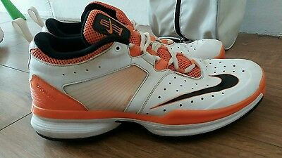 Cricket shoes Nike air zoom century 2 full spikes