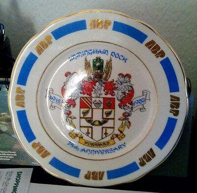 ABP Commemorative China Plate