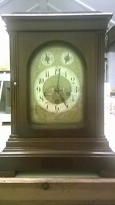 junghans Westminster clock with rise and fall