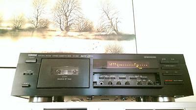 Yamaha KX-580 Special edition 2 motors, auto calibration record system,Dolby S