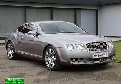 Bentley Continental Gt Mulliner Coupe 6.0 W12