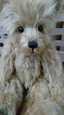 Charlie Bears Mothball Jointed Mohair Limited Edition Number 9 of 400