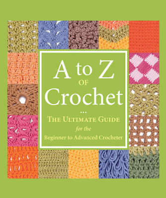 Martingale & Company A To Z Of Crochet MG-79984