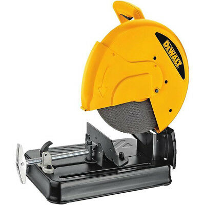 "DEWALT 14"" Abrasive Chop Saw D28710 New"