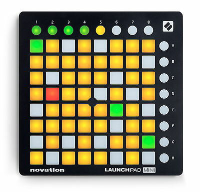Novation Launchpad Mini Mk 2 Mk2 Controller Midi Usb Garanzia