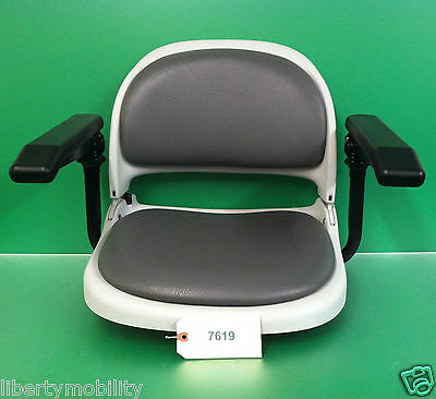 """18"""" Wide Seat Assembly for Amigo TravelMate Power Scooter  #7619"""