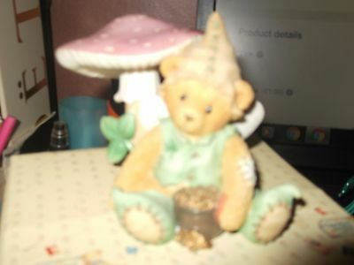Collection Of 4 Cherished Teddies Rare Pieces