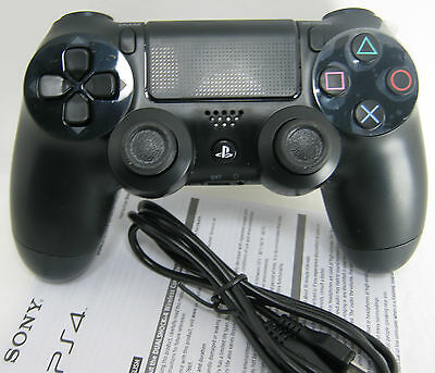 Dualshock 4 Black Wireless Controller For Sony playstation 4 PS4, PS TV, PS Now