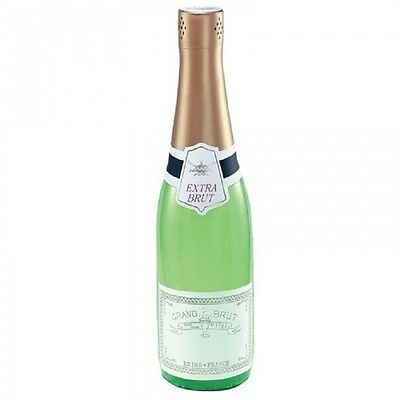 76cm Inflatable Champagne Bottle Blow up Fancy Dress Costume Accessory Prop 30in
