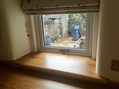Oak Window Boards/Cill/Sill Kiln Dried (Country Cottage, Farmhouse, Rustic)