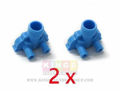 2 xBrand New Dexter Valve Replacement Body Kit.(2pk) For Dexter 9379-183-001B