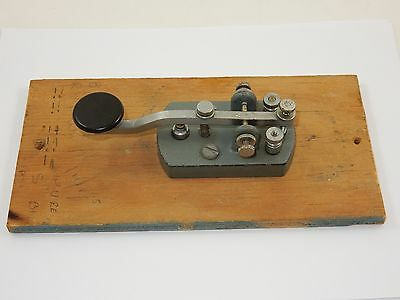 Speed X Morse Code Telegraph Key