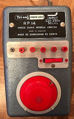 Triang Transformer Power Unit RP 14 Rovex Scale Models Limited  - Untested