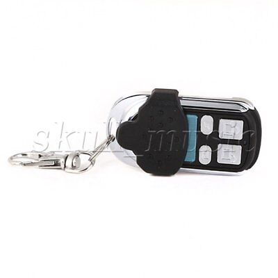 330MHz DC 12V RF Wireless Copy Fixed Code Remote Control 4 Channel Receiver