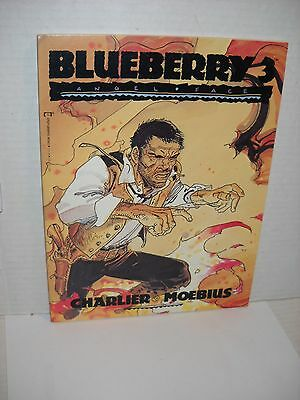 Moebius BLUEBERRY 3 Epic Comics GN Angel Face RARE English