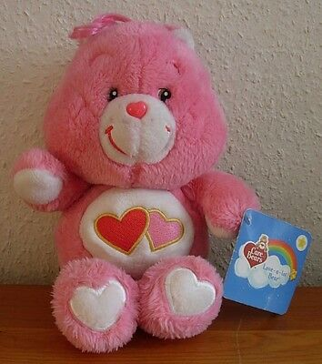 "Love-a-Lot Care Bear - New With Tag - 12"" Tall"