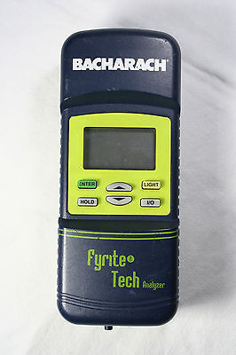 Bacharach Fyrite Tech 60 Combustion Analyzer (24-7236) - Unit Only