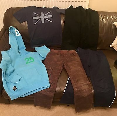 Boys Trousers Hoody T- Shirt Age 7 Years Next La Redoute Vertbaudet
