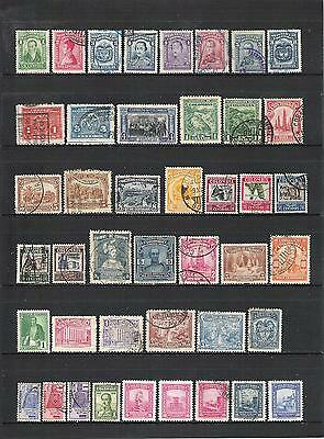 COL4 Colombia 1910-69 general collection MM &used with better (4 scans)