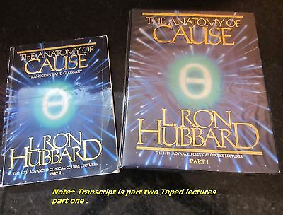 16th ACC - The Anatomy Of Cause Cassette Lectures  by L. RON HUBBARD